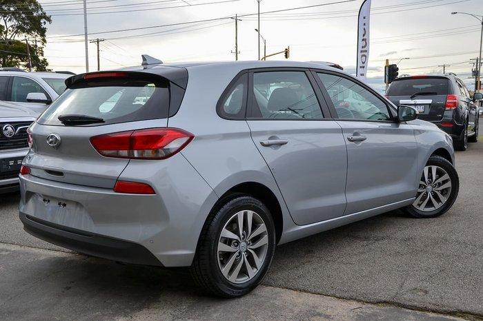 2019 Hyundai i30 Active PD2 MY20 Silver