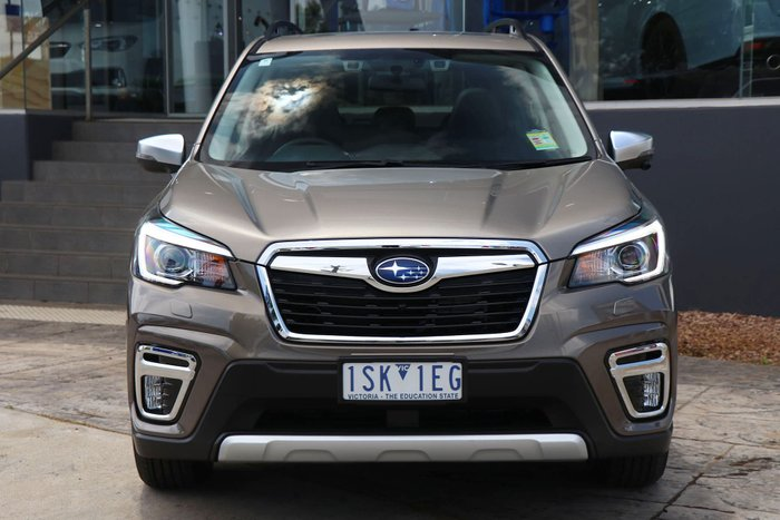 2020 Subaru Forester 2.5i-S S5 MY20 Four Wheel Drive Sepia Bronze
