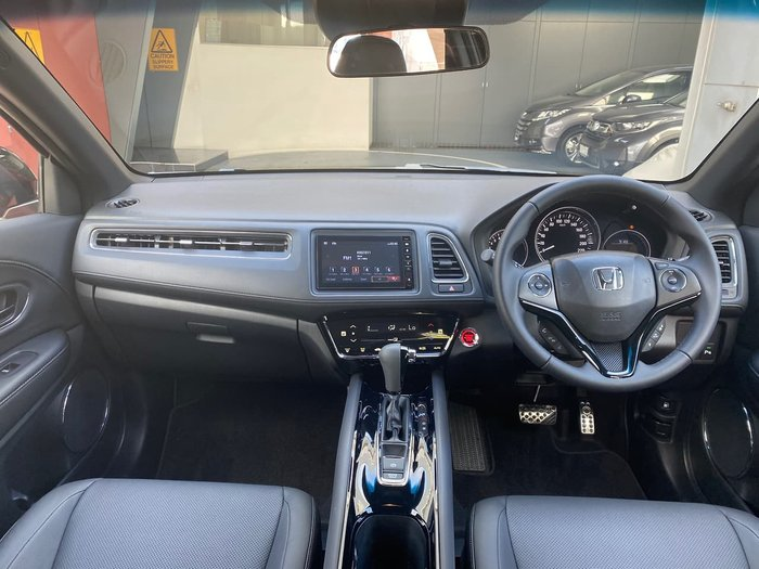 2020 Honda HR-V RS MY21 Orange