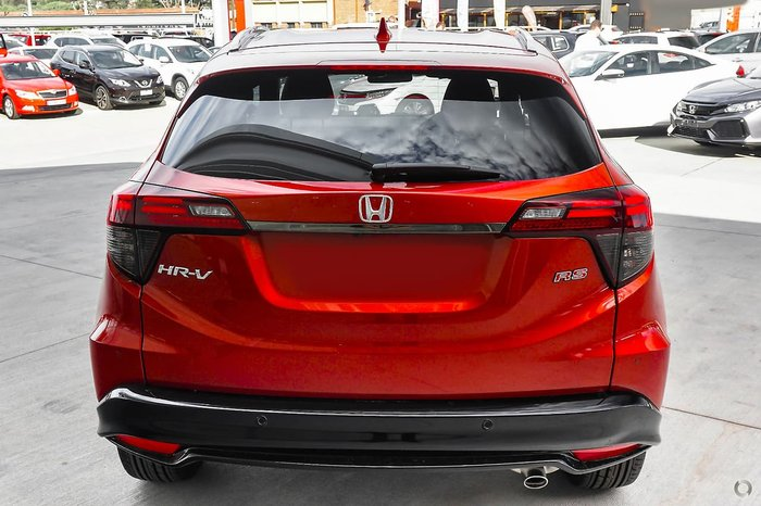 2020 Honda HR-V RS MY21 Orange