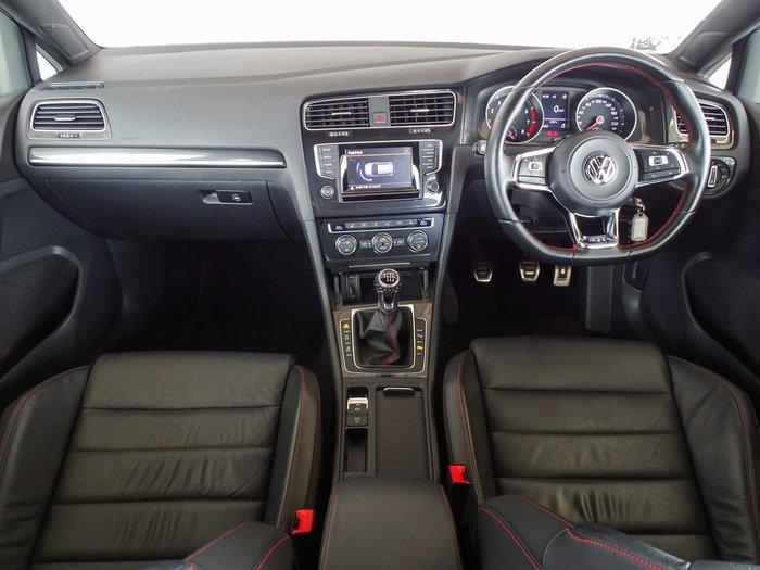 2014 Volkswagen Golf GTI 7 MY14 Blue