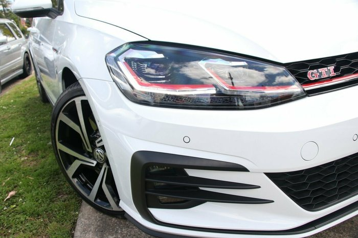 2019 Volkswagen Golf 7.5 MY19.5 WHITE