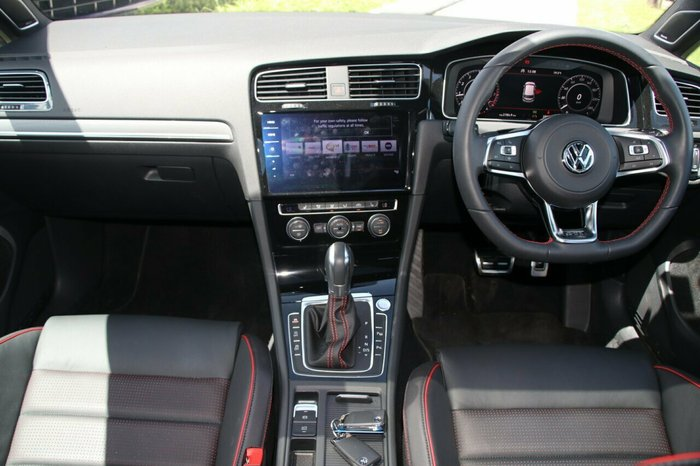 2019 Volkswagen Golf 7.5 MY19.5 GREY