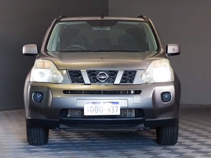 2009 Nissan X-TRAIL ST T31 4X4 On Demand Grey