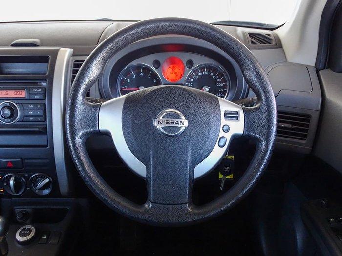 2009 Nissan X-TRAIL ST T31 4X4 On Demand Grey