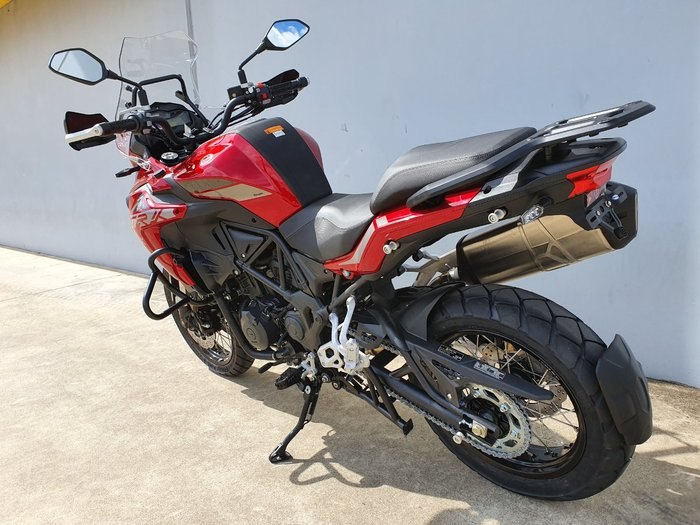 2021 Benelli 2021 Benelli 500CC TRK 502X (ABS) Road Red