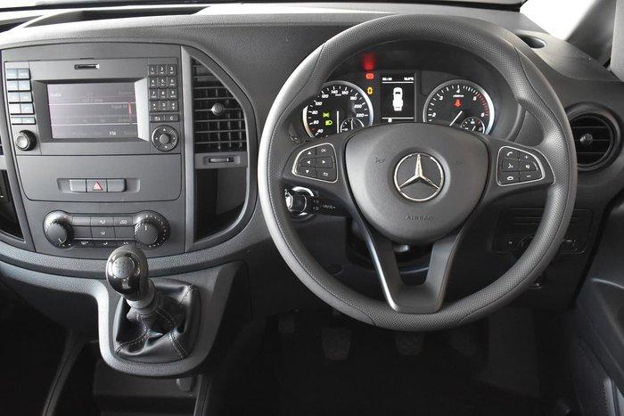 2020 Mercedes-Benz Vito 111CDI 447 Arctic White