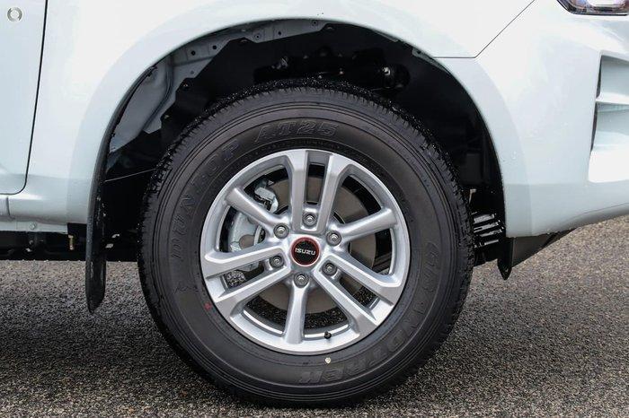 2020 Isuzu D-MAX LS-M MY21 4X4 Dual Range White