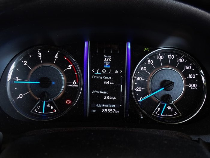 2015 Toyota Fortuner Crusade GUN156R 4X4 Dual Range Blue
