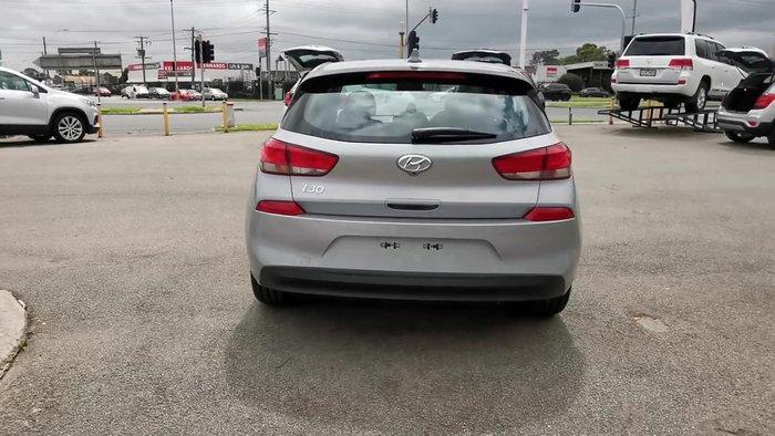 2019 Hyundai i30 Go PD.3 MY20 Silver