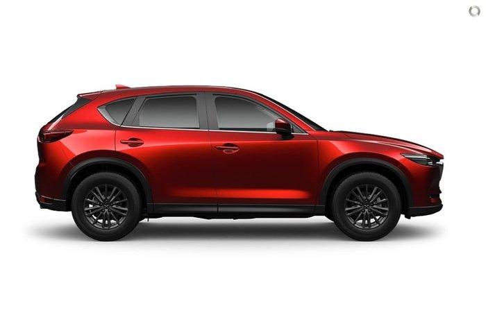 2020 Mazda CX-5 Maxx Sport KF Series 4X4 On Demand Soul Red Crystal