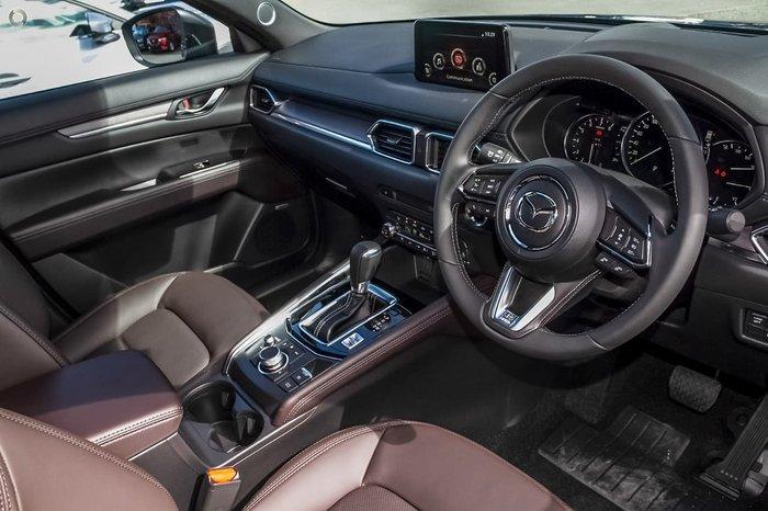 2020 Mazda CX-5 Akera KF Series 4X4 On Demand Machine Grey