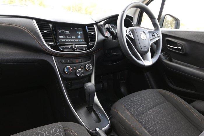 2017 Holden Trax LS TJ MY18 Silver