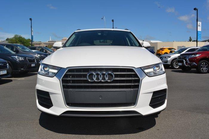 2017 Audi Q3 TFSI 8U MY17 White