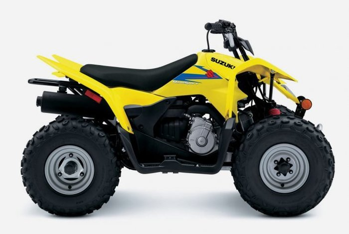 Suzuki Z90 QUADSPORT YELLOW