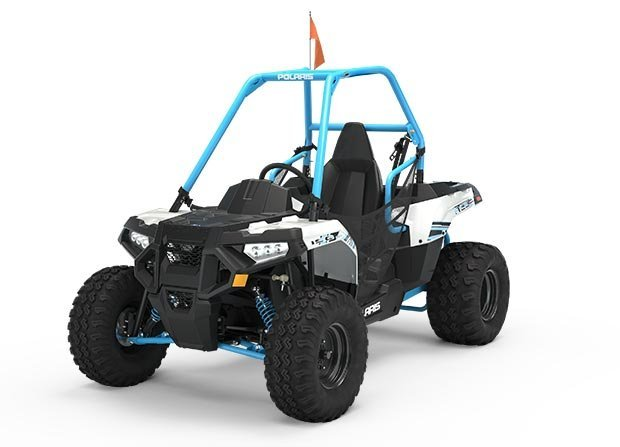 Polaris ACE 150 Red