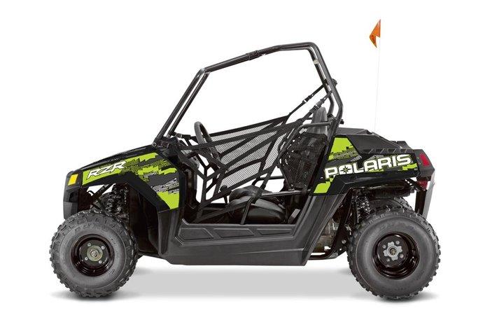 Polaris RZR 170 White