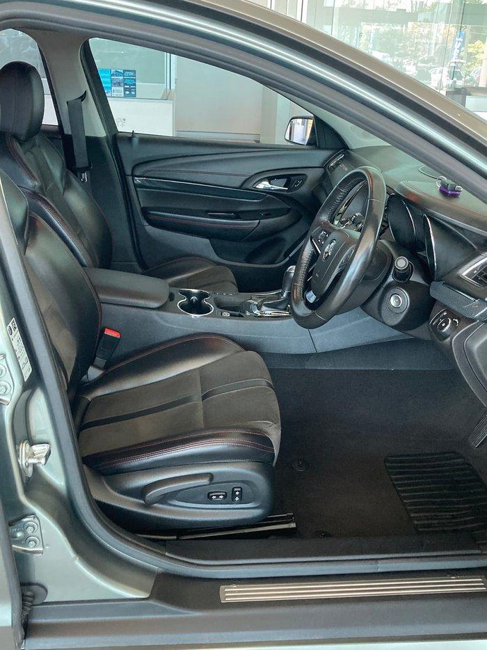 2015 Holden Commodore SV6 VF Series II MY16 Grey