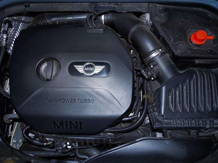 2015 MINI Hatch Cooper F55 White
