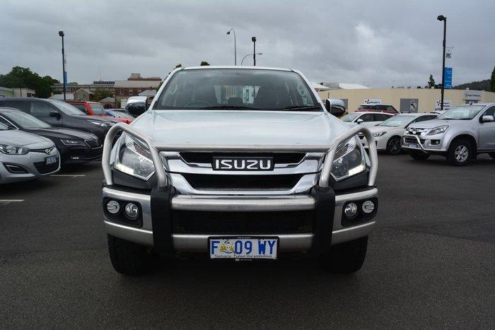 2017 Isuzu D-MAX LS-U MY17 4X4 Dual Range White