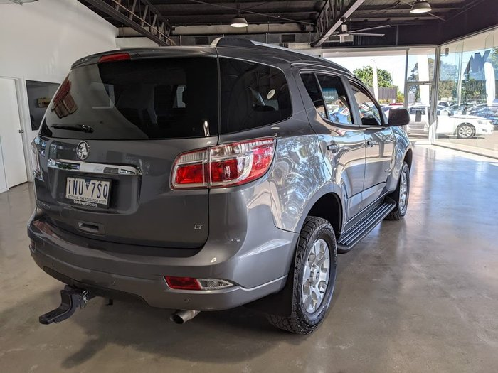 2018 Holden Trailblazer LT RG MY18 4X4 Dual Range Grey