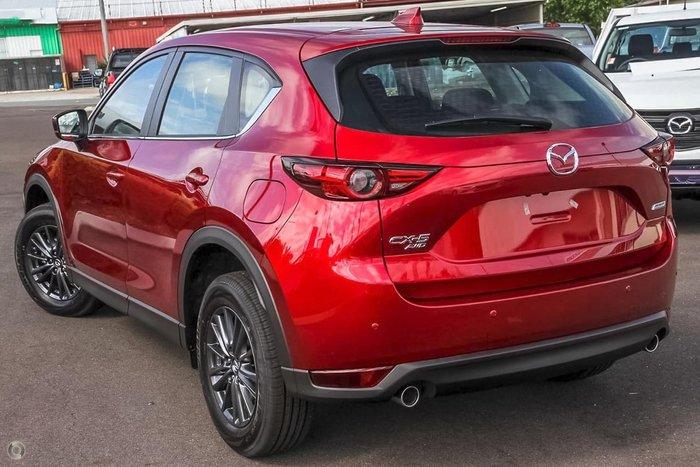 2020 Mazda CX-5 Maxx Sport KF Series 4X4 On Demand Red
