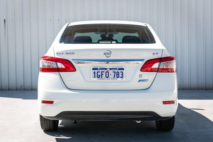 2016 Nissan Pulsar ST B17 Series 2 White