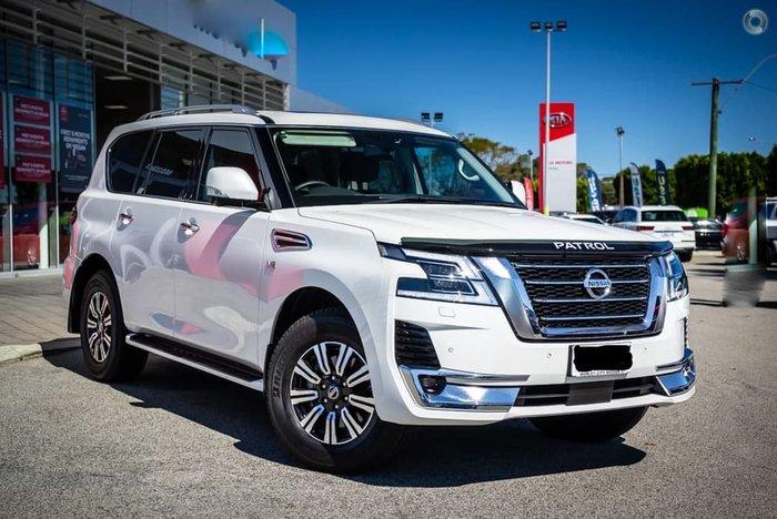 2020 Nissan Patrol Ti-L