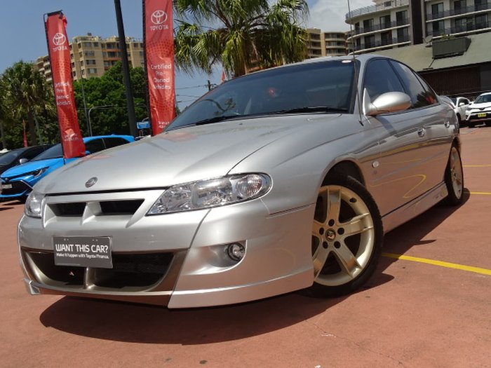 2001 HOLDEN SPECIAL VEHICLE CLUBSPORT