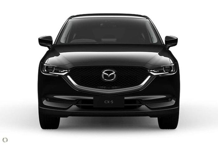 2020 Mazda CX-5 Maxx Sport KF Series Black