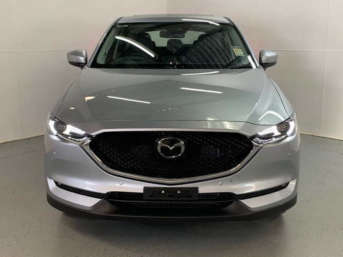 2020 Mazda CX-5 GT KF Series 4X4 On Demand Silver