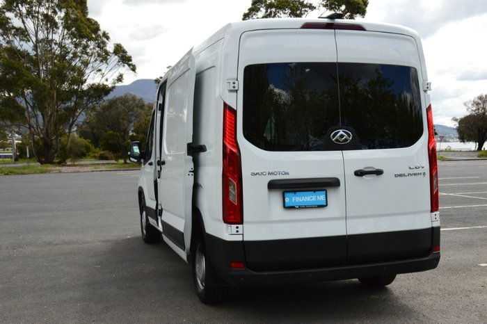 2020 LDV Deliver 9 MID ROOF LONG WHEELB MY21 BLANC WHITE
