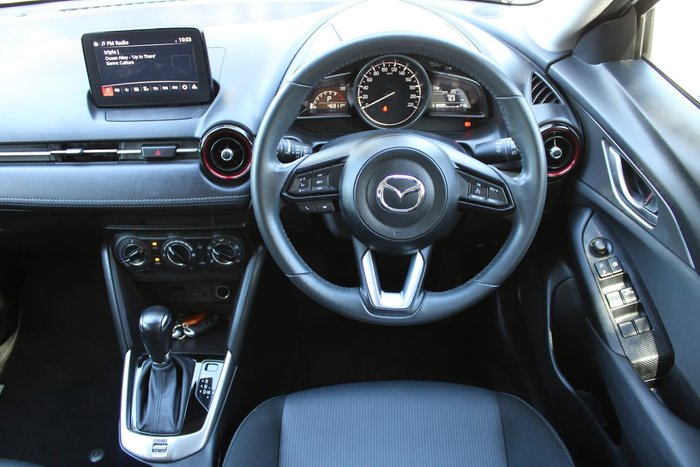 2017 Mazda CX-3 Maxx DK 4X4 On Demand White