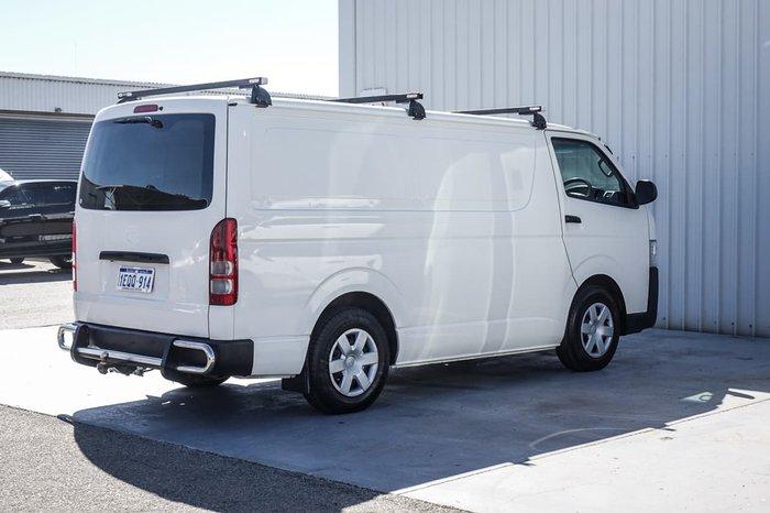 2014 Toyota Hiace KDH201R MY14 White