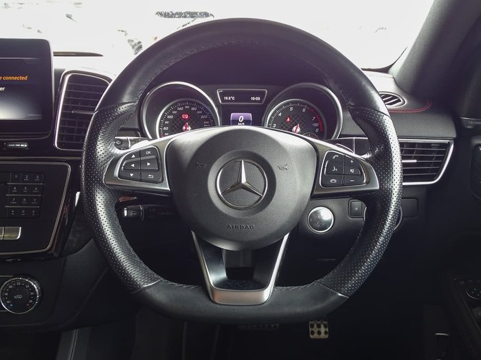 2016 Mercedes-Benz GLE-Class GLE43 AMG C292 Four Wheel Drive White