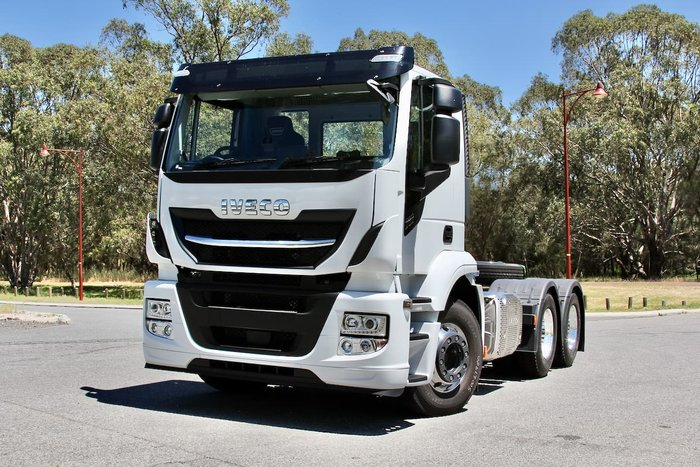 2020 IVECO X WAY DAY CAB LOW ROOF White