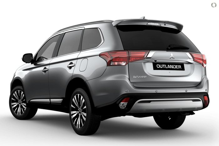 2020 Mitsubishi Outlander Exceed ZL MY20 4X4 On Demand Silver