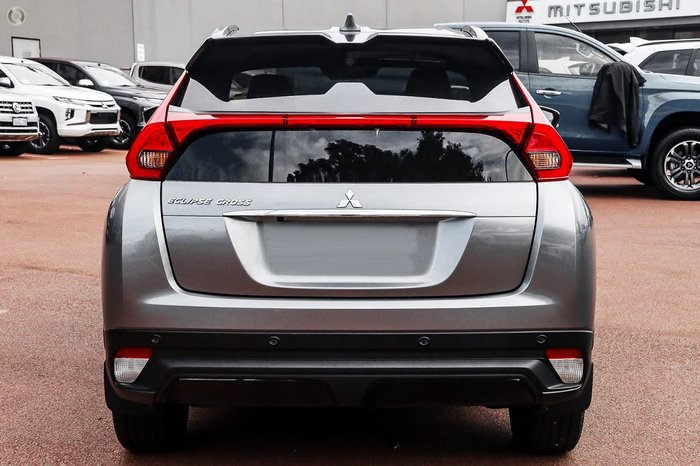 2020 Mitsubishi Eclipse Cross Black Edition YA MY20 Grey