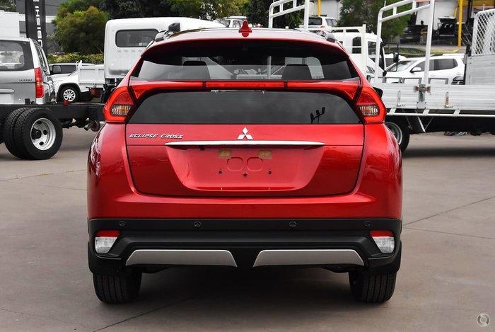2020 Mitsubishi Eclipse Cross Exceed YA MY20 Red