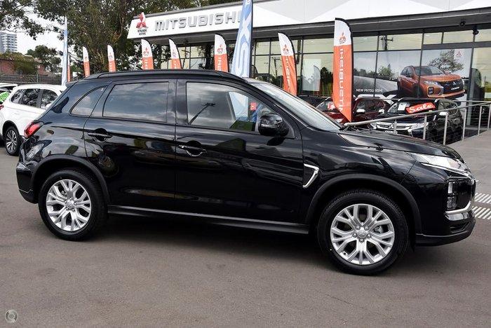 2020 Mitsubishi ASX LS XD MY20 Black