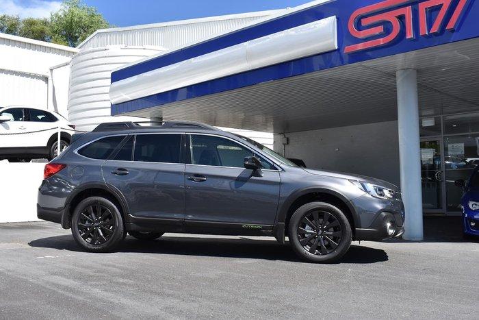 2020 Subaru Outback 2.5i-X 5GEN MY20 Four Wheel Drive Grey