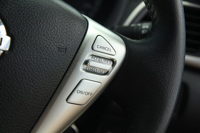 2014 Nissan Pulsar ST-L C12 Grey