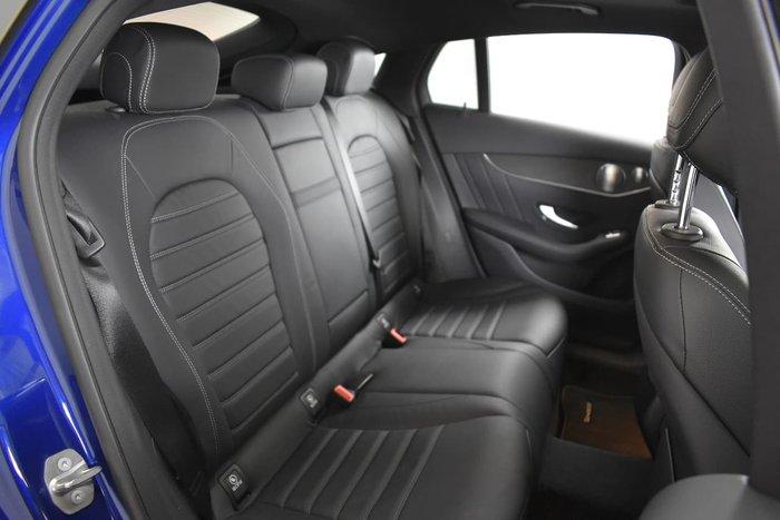 2019 Mercedes-Benz GLC-Class GLC300 C253 Four Wheel Drive Blue