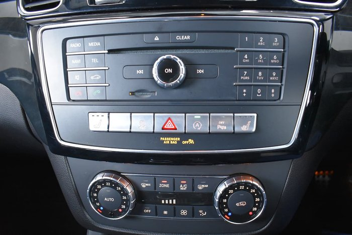 2018 Mercedes-Benz GLE-Class GLE350 d W166 Four Wheel Drive Silver