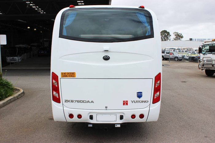 2015 YUTONG GOANNA MINI WHITE