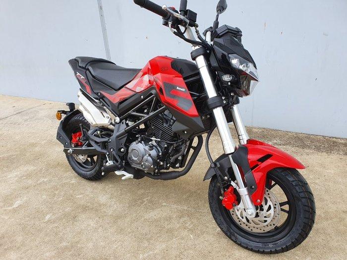 2021 Benelli 2021 Benelli 135CC TNT 135 Road Red