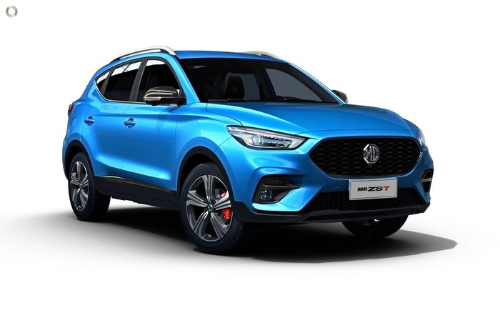 2020 MG ZST Excite MY21 Blue