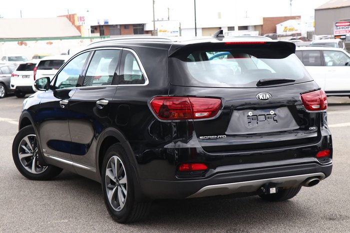 2019 Kia Sorento Sport UM MY19 4X4 On Demand Black
