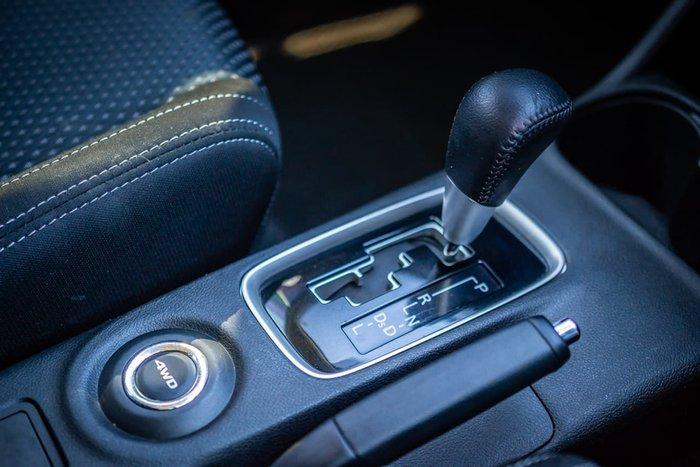2016 Mitsubishi Outlander LS ZK MY16 4X4 On Demand Grey