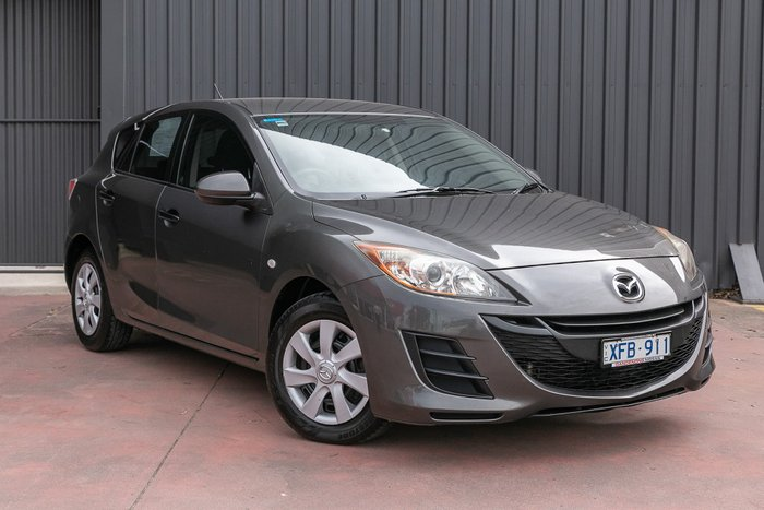 2009 Mazda 3 Neo BL Series 1 Grey
